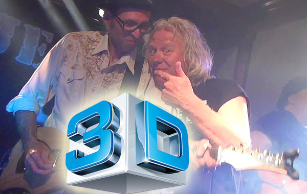 """Band """"Project 360"""" live: 3D"""